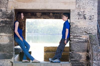 Gabriel and Dana