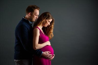 Danica & Michael Maternity 021817