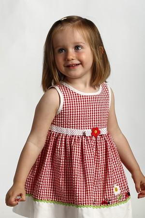 Danica age 2