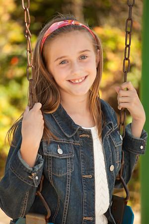 Danica age 8
