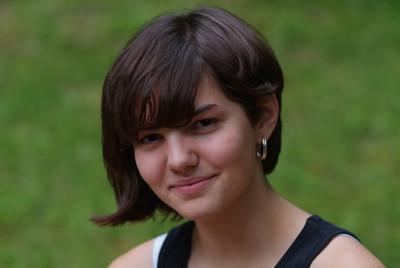 Daniela's New Hair :-)