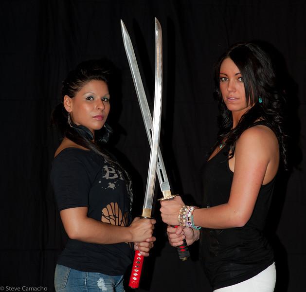 Natasha & Danielle