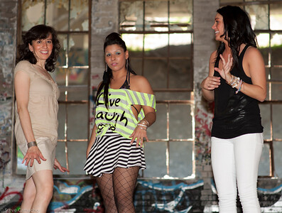 Claudia, Natasha & Danielle