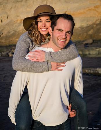 Danny & Taylor Engagement