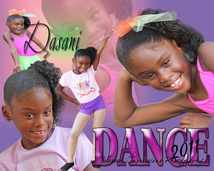 Dasani Dance Collage copy