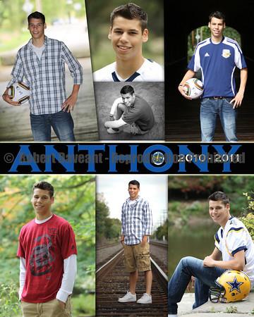 Anthony Senior Portraits