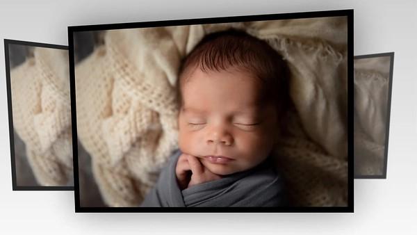 Bryson Newborn Slideshow 2