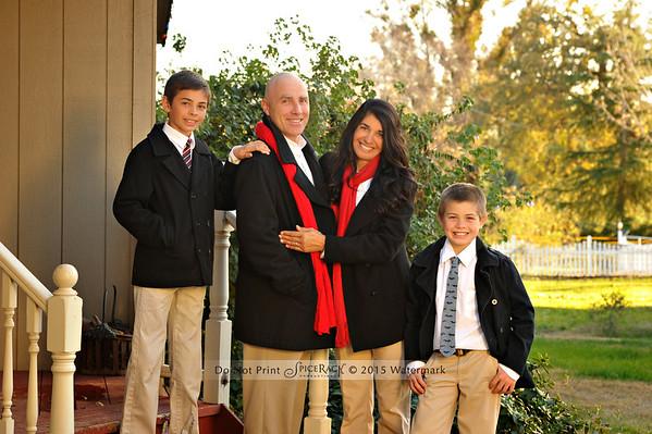 Dearmin Family Portraits
