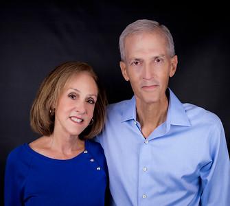 Deb and Larry Kabinoff