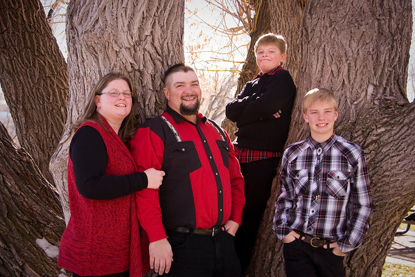 Kinney Family