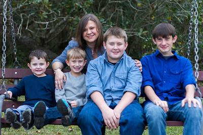 Denise Nicki Moody Allen Family