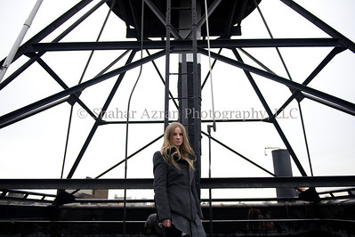 Designer Karolina Zmarlak in New York. Photo by Shahar Azran  Rights: For one time use only in the magazine.