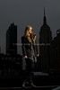 Designer Karolina Zmarlak in New York.<br /> Photo by Shahar Azran<br /> <br /> Rights: For one time use only in the magazine.