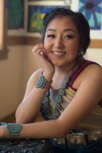Destiny Morgan senior picture session