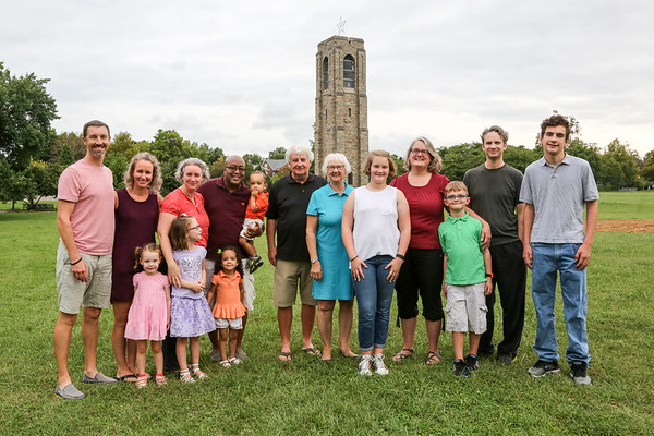 Dick and Laura's Family, 8/19/18