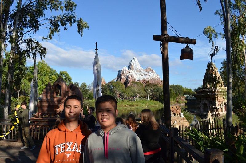 Everest Ride