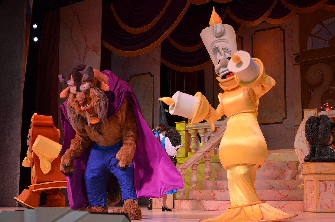 Beauty Beast Play DHS