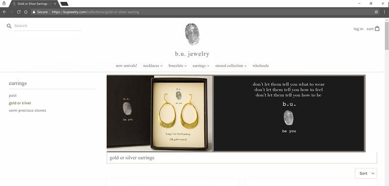 BU Jewelry