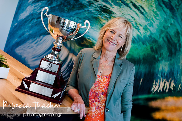 Donna Kelly and The Stanley Cup