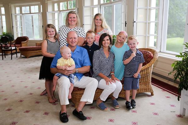 Don's Family, 6/24/18