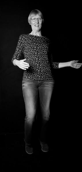 Dorrit Knudsen. Foto: Martin Bager.