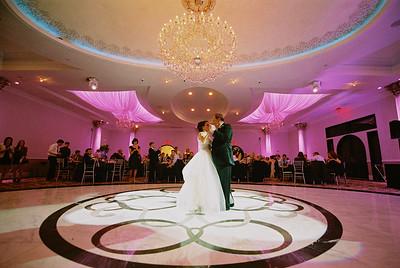 Jen & Dave's Wedding - 35mm Color Film