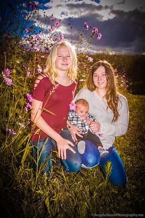 Dudleston Family