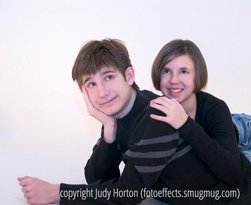 Duncan and Quinn Photoshoot