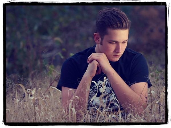 Dylan's Senior Portraits