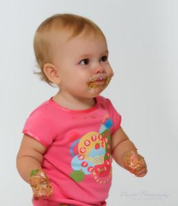 Elizabeth 1st birthday--5