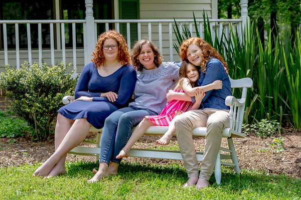 Porch Portraits 4-29-20 by Annette Holloway Photography