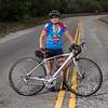 Elaine Saef bike shoot