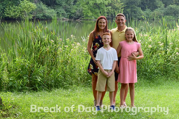 Eagan Family 2018