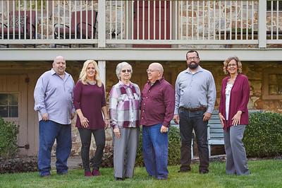 Lydia's Family - Mom's 80th