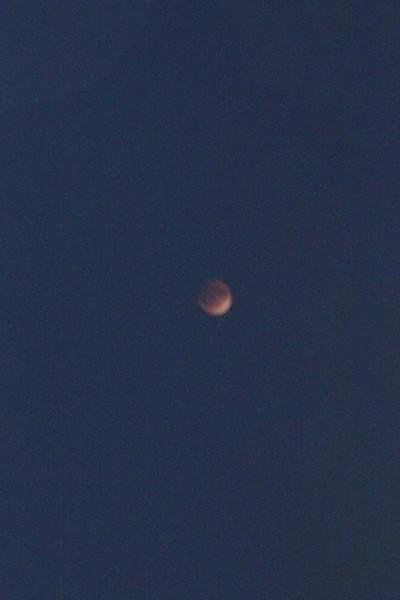 Eclipse Blood Moon Sept 28 2015