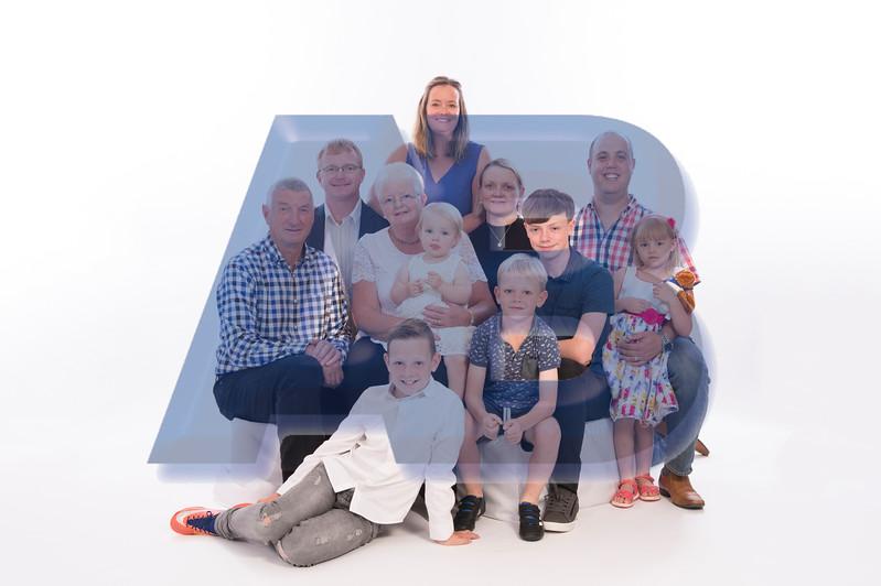 Edwards Family Portrait