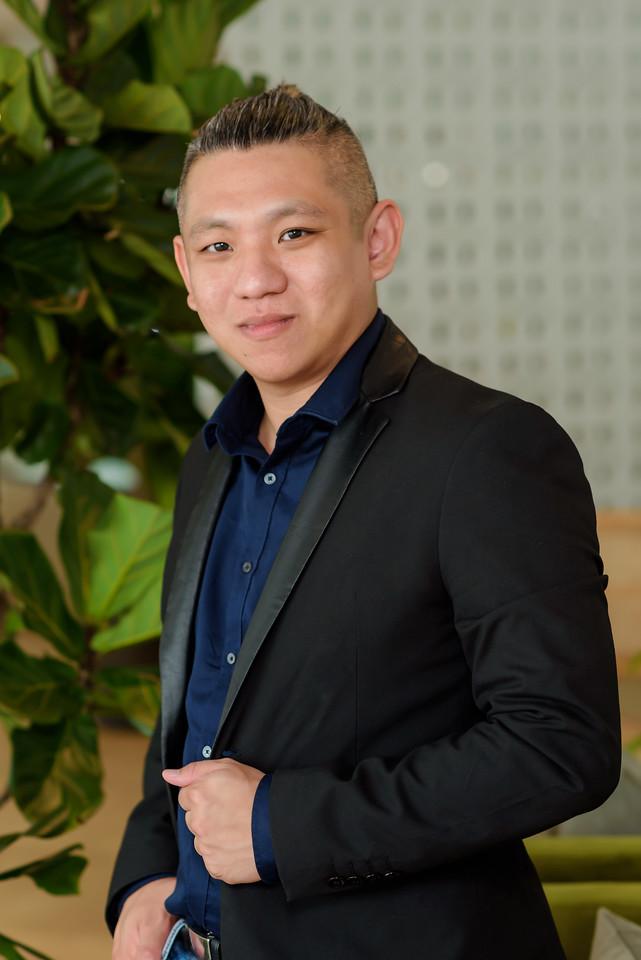 Corporate profile photo