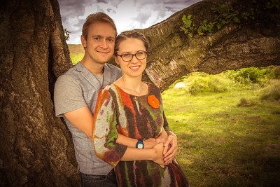 Elena and Ben Pre-Wedding shoot july 2017-29
