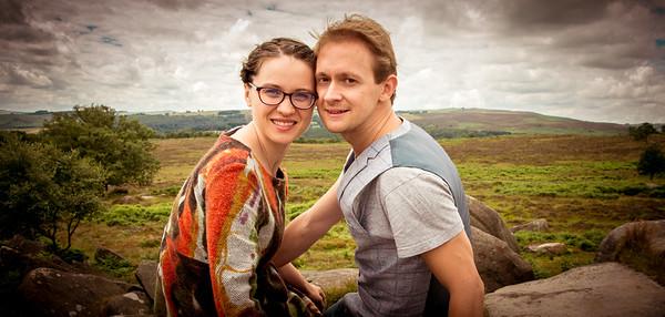 Elena and Ben Pre-Wedding shoot july 2017-2