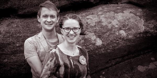 Elena and Ben Pre-Wedding shoot july 2017-7