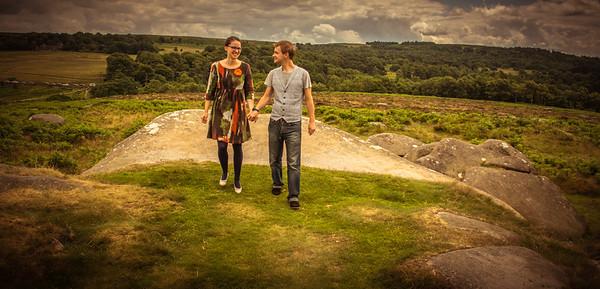 Elena and Ben Pre-Wedding shoot july 2017-14