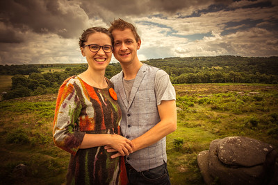Elena and Ben Pre-Wedding shoot july 2017-13
