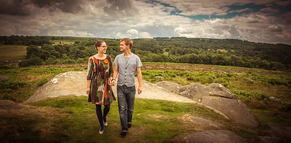 Elena and Ben Pre-Wedding shoot july 2017-15