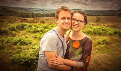 Elena and Ben Pre-Wedding shoot july 2017-18