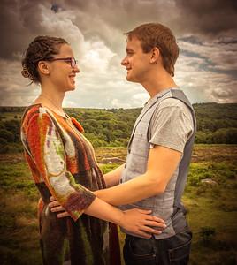Elena and Ben Pre-Wedding shoot july 2017-10