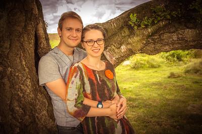 Elena and Ben Pre-Wedding shoot july 2017-27