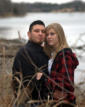 Elizabeth and Luis