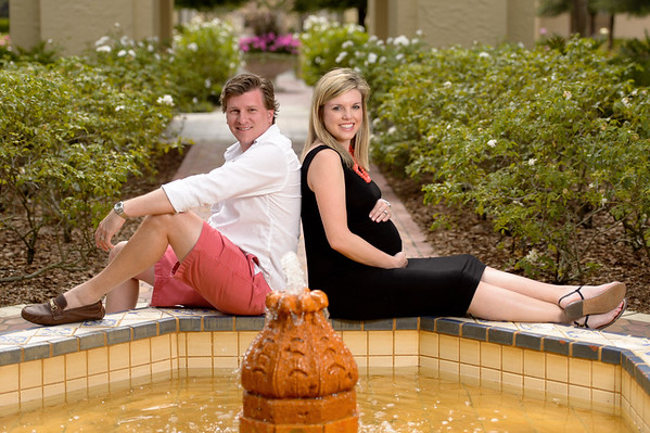 Elizabeth and Phil Maternity