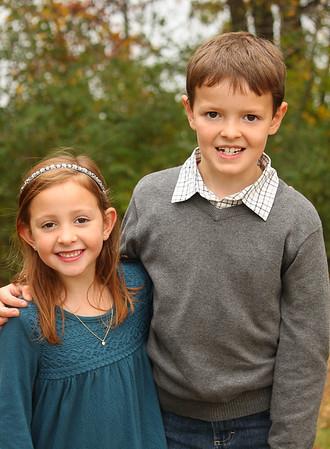 Ella and Evan