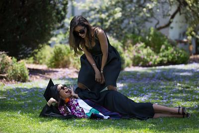 Eman's Graduation Photos sized for social media